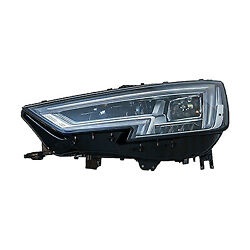 Replacement Headlight Assembly For A4, A4 Quattro Passenger Side Au2503204