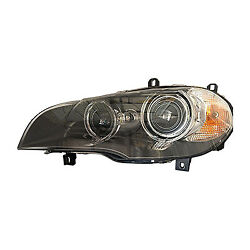Replacement Headlight For 11-13 Bmw X5 Driver Side Bm2518133