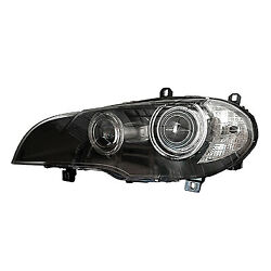 Replacement Headlight For 07-11 Bmw X5 Driver Side Bm2518114