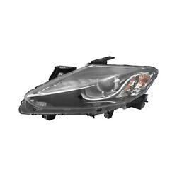 For Mazda Cx-9 13-15 Replace Driver Side Replacement Headlight Lens And Housing
