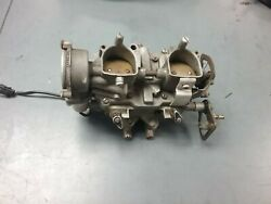Carburetor For A V-4 Johnson Or Evinrude Outboard Motor 1960and039s