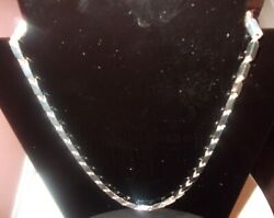 Ns-ssta--20 -00 Stainless Steel Gents Neck Chain 24'' £185.00 Each.