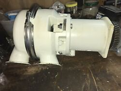 Caterpillar Gilkes 3412 Raw Water Pump With Adapter And Drive Gear
