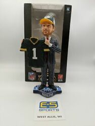 Aaron Rodgers Packers Draft Day Bobblehead W Original Box And Packaging /300