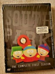 South Park - Lot3 Dvd Box Set -the Complete First ,season 3 And 7