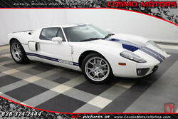 2005 Ford GT 2dr Coupe 2dr Coupe WHIPPLE CHARGED!! 12K MILES!! 6-SP MANUAL!! LOADED!! RARE!! ONLY 425 P