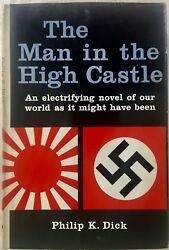 The Man In The High Castle By Philip K Dick 1962 First Edition Hc Dj Pkd