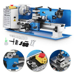 7and039and039x14and039and039 550w Rpm 2500 Precision 0.01mm Mini Metal Lathe Variable 0.75hp Speed