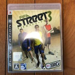 Ps3 Fifa Street 3 08565 Japanese Ver From Japan