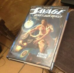 Doc Savage Deathand039s Dark Domain 2012 Signed First Will Murray Hc Free Us Shipping
