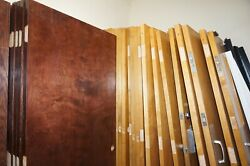 """Used Comercial Grade Doors. Heavy Duty Solid Wood. Size From 28"""" 36"""""""