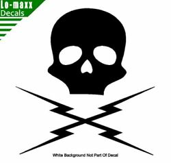 Death Proof Various Sizes And Colors Durable High Performance Die Cut Vinyl Decal