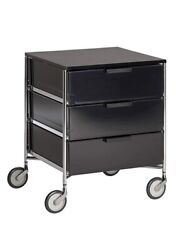 Kartell Mobil Office Drawer Cabinet On Wheels By Antonio Citterio Model 2010/l8