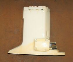 Gw5e22701 Evinrude 115 Hp Exhaust Housing Assembly 20 Pn 0352519 Fits 2007-2009