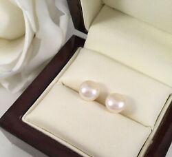 Vintage Jewellery 18k Gold Pearl Earrings Antique Jewelry Ear Rings With Pearls