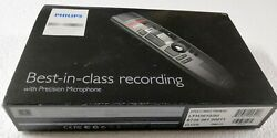Philips Lfh3610 Speechmike Premium With Precision Microphone Andintegrated Barcode