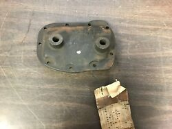 1965-68 Chevy And Chevelle Hd Borg Warner T-16 3 Speed Transmission Side Cover Nos