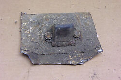 1969 1970 And Other Mustang Rear Differential Center Rubber Bumper And Bracket, Weld