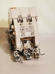 Westinghouse Motor Control Model J A200m5cxxz1 2045a41g59 With 440/480vac Coil