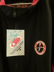 Nwt Pga Official 2002 Us Open Twin Towers Embroidered New York Vintage Normcore
