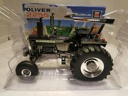 1/16 Ertl Oliver 2255 2019 Toy Farmer Rare Chase Unit 1 Of 42 Made