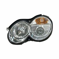 For Mercedes-benz Sl55 Amg 03-08 Replace Driver Side Replacement Headlight