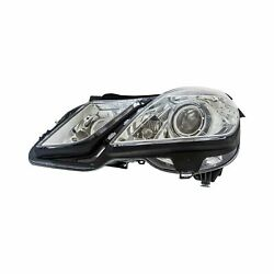 For Mercedes-benz E63 Amg 10-14 Replace Driver Side Replacement Headlight
