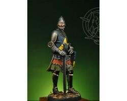 English Knight Xiv Century Tin Painted Toy Soldier Miniature Pre-sale | Art