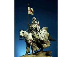 Crusader Knight Templar Tin Painted Toy Soldier Miniature Pre-sale   Museum