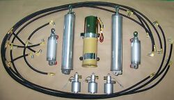 New 1961 Ford T-bird Thunderbird Complete Convertible Hydraulic Kit- Made In Usa