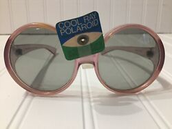 NEW Vintage COOL RAY Polaroid Sunglasses 220 RARE Movie Prop 70s 60s Authentic $79.99