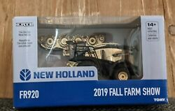 gold Chase Unit 1/64 New Holland Fr920 Forage Harvester 2019 Farm Show