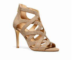 Annalee Embellished Suede Sandals 40s9anha2s Women's Sale