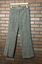 David Meister Size 6 Wide Leg Pants Lined $25.00