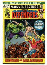 Marvel Feature 2 - 1973 - Marvel - Fn+ - Comic Book