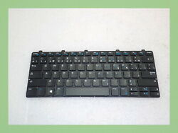 Ref Dell Latitude 3180 French-canadian Layout Laptop Keyboard Nia01 5j3rk
