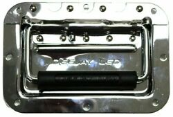 Fly Drive Case Hardware Recessed Handle