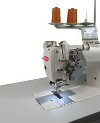 Nt-8752 Direct Drive Double Needle Splt Bar Sewing Machine