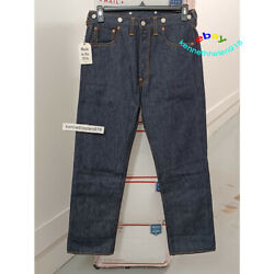 Mens Vintage Clothing 1933 501xx Jeans Made In Usa 33501-0119 Size 32x34