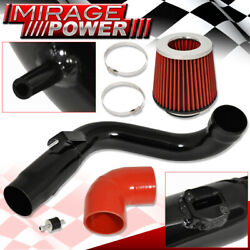For 2005-2007 Cobalt Ss 2.0l Supercharge Induction Cold Air Intake System Black