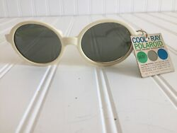 NEW Vintage COOL RAY Polaroid Sunglasses 180 RARE Movie Prop 70s 60s Authentic $39.99