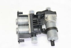 Air Conditioning Genuine Water Valve With Additional Water Pump For Bmw E-38 ...