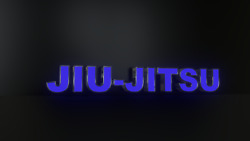 8pc Jiu-jitsu Led Black Side Panels, Storefront Sign,complete And Ready To Install