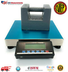 Us-ls150 Portable Shipping Scale With Usb Ntep Legal For Trade 150 Lb X .05 Lb
