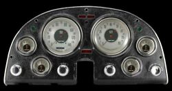 All-american Nickel 1963-67 Corvette Gauges - Classic Instruments - Co63an
