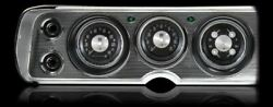 All American Tradition 1964-65 Chevelle Gauges - Classic Instruments - Cv64at