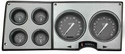 Sg Style 1973-87 Chevy/gmc Truck Gauges - Classic Instruments - Ct73sg