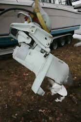 Volvo Penta 270 Outdrive, White, Excellent Condition, Well Maintained.