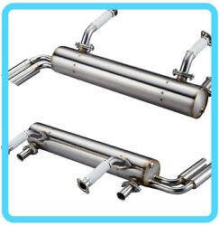 Vintage Speed Vw Type 3 Abarth Vw Exhaust Twin Tipes Vw Exhaust Abarth Type 3