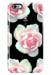 Lot Of 75 Speck Candyshell Inked Case Iphone 6 6s Plus Pixel Rose White/pink